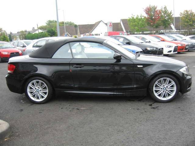 Best Car Buy - BMW 120d m sport convertible (arrives wednesday) [image]