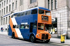 390-32 (Sou'wester) Tags: bus london heritage buses scotland dundee icon routemaster publictransport lrt lt psv parkroyal rm londontransport tfl aev prv rml strathtay rm298 vlt298