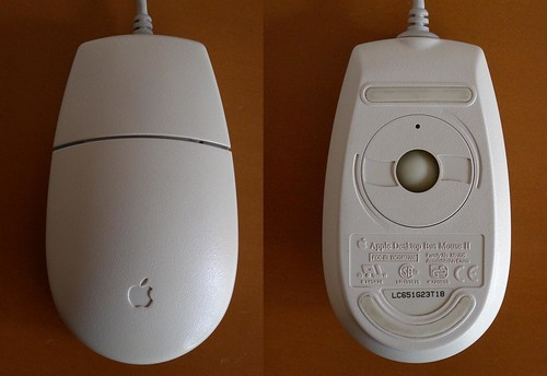Apple Desktop Bus Mouse II