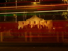 The Alamo at Christmas (1996 Buick Century Limited) Tags: alamo