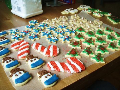 christmas sugar cookies - 08