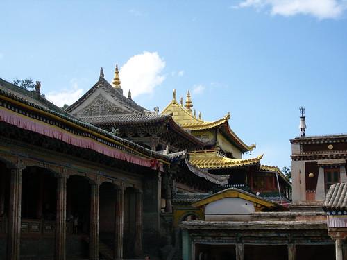 Qinghai architecture