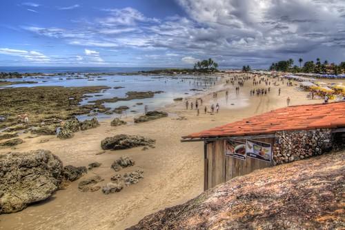 Lagoon at Morro de Sa?o Paulo