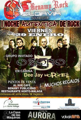 I Noche Auténtica de Rock