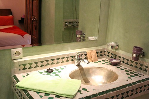 Riad Marrakech, Location Riad Marrakech