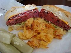 Google Sandwich