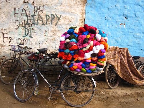 Warm Wool Cycle!