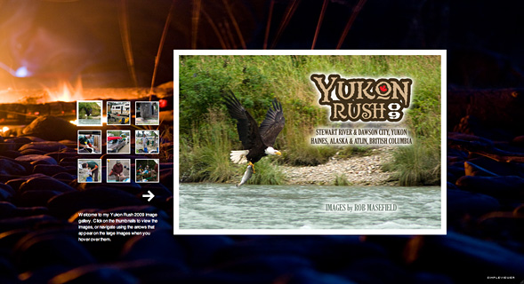 Yukon Rush 2009: The Photo Gallery