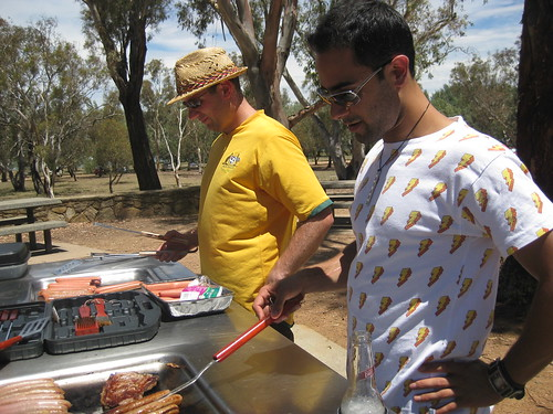 Oz Day BBQ