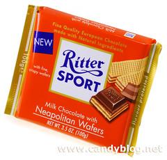 Ritter Sport Neapolitan Wafers