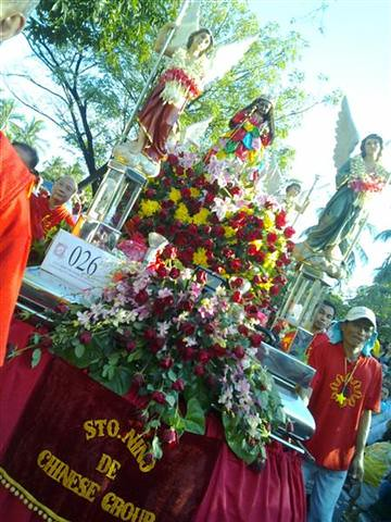 The Sto Nino I look forward to seeing each year...Sto Nino of the Chinese Group (Medium) (Small)