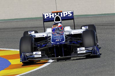 2010 Williams FW32