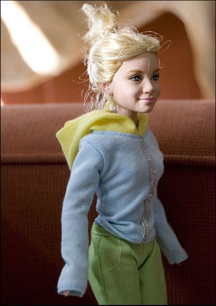 Varicose Barbie