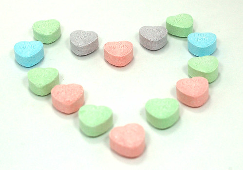 Candy Hearts - Wonka Sweetarts