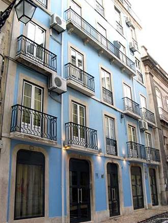 pensão Lisboa