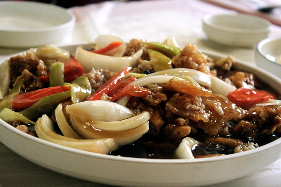 Chinese tangsuyuk