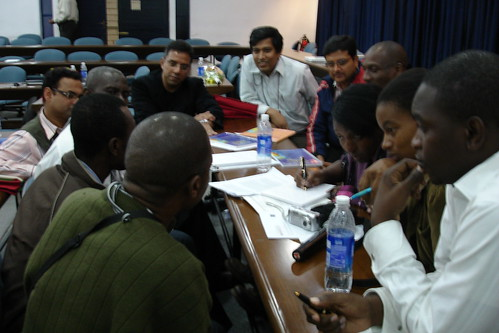 Group discussion, Bangalore