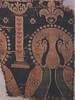 Sassanian silk fragment with peacocks, Aachen 6thc (julianna.lees) Tags: ancient silk textiles sassanian sogdian senmurvs zandane