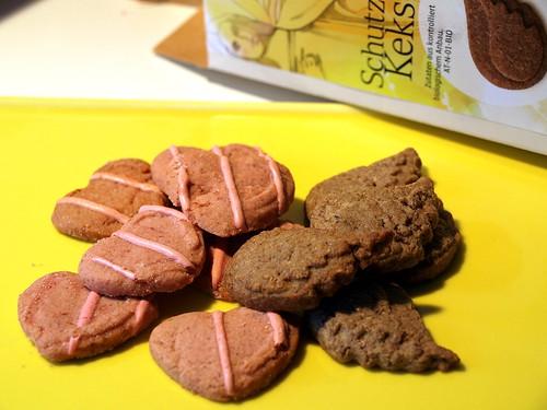 Sonnentor - Kekse zum Lieben und Fliegen