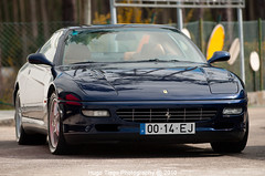 Ferrari 456GT after taking a shower... (Hugo Tiago) Tags: ferrari gt 456 456gt