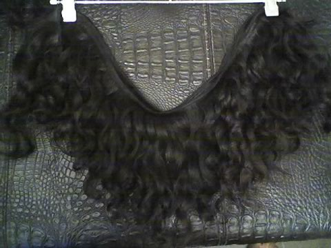 Curly Indian Remy Hair by LAVIRGINHAIRIMPORTS