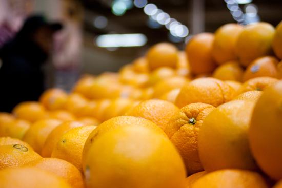 sweet sweet oranges