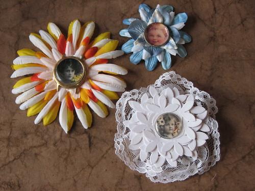 Flower Pin 005