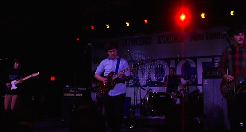 Surfer Blood @ La Zona Rosa