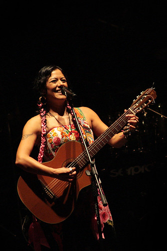 Lila Downs en Durango 2008 by mayraacosta