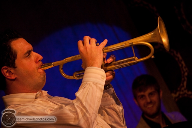 New Standard Jazz Quintet at Tango Del Rey 32110 © Michael Klayman-024
