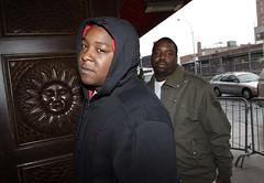 DJ Webstar Tipsy In Da Club video shoot