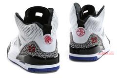 Air Jordan Spizike C Perforated