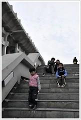 文化中心階梯
