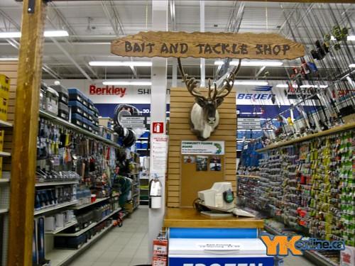 Bait & Tackle Shop
