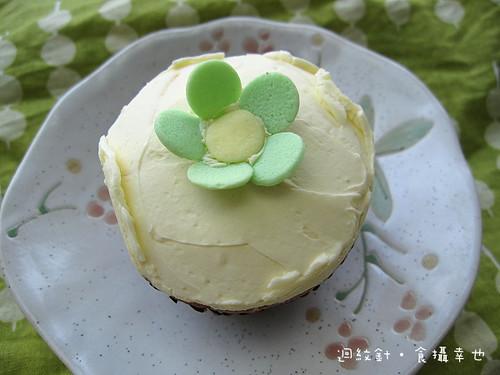Ginjer檸檬杯子蛋糕