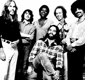 Little Feat in 1974 featuring Lowell George for If Charlie Parker was...
