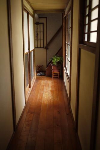 現役の純日本家屋