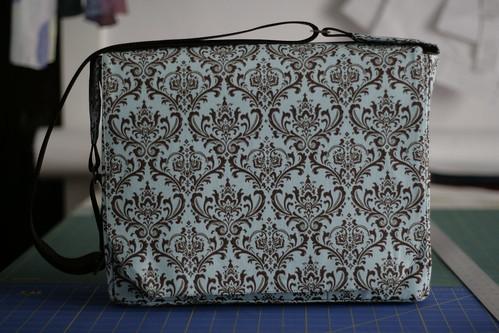 The Lauren Custom Bag: Front