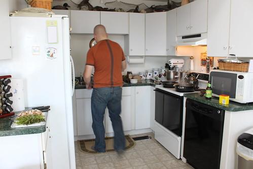 bayfront house kitchen