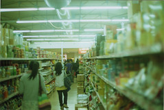 Supermarket (AlexGrigg) Tags: film 35mm 50mm gold takumar f14 200 adelaide spotmatic gold200