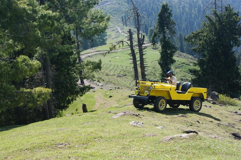 Muzaffarabad Jeep Club Trip to Pirchanasi - 5704687952 5fa2df8219 b