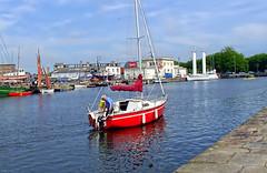 SNB19748- Port de plaisance Caen (Rolye) Tags: france samsung normandie bateau caen équipe alcyone expédition cousteau portdeplaisance nv7 nv7ops rolye
