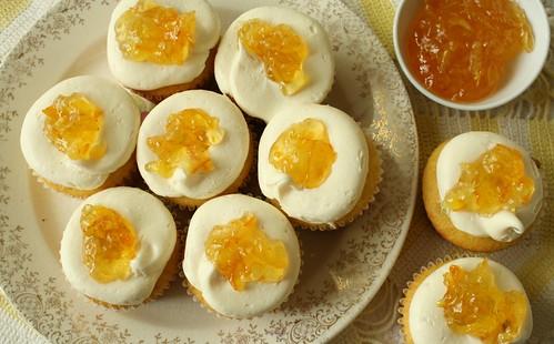 Citrus Tea Cupcakes 2