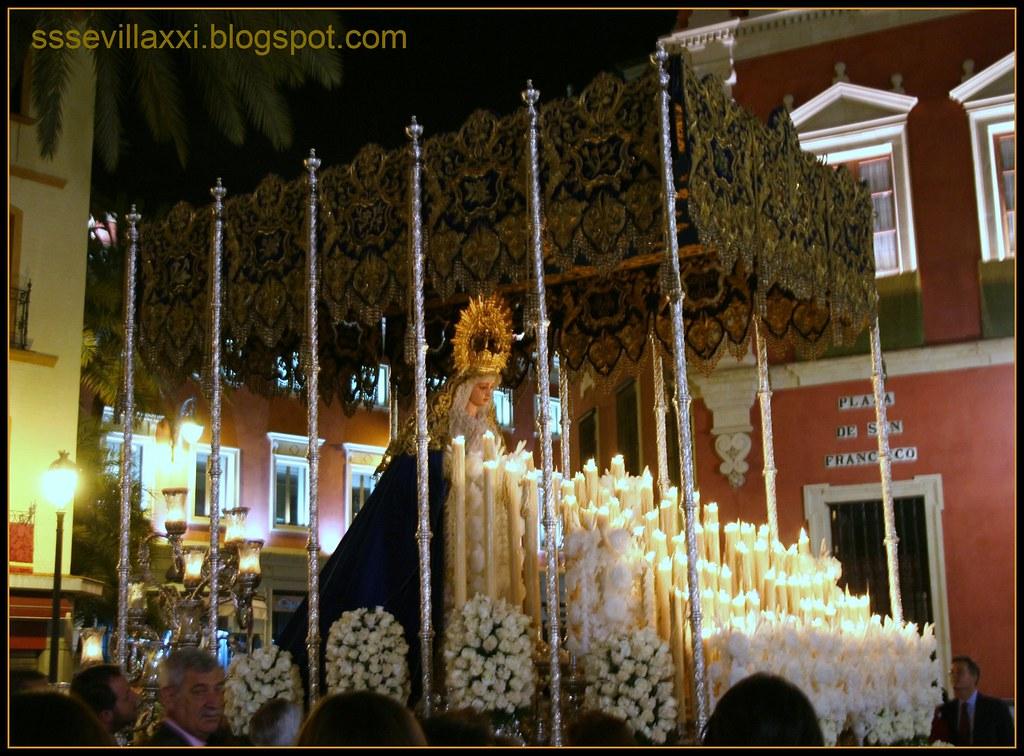 Nuestra Señora de Guadalupe, Lunes Santo 2011