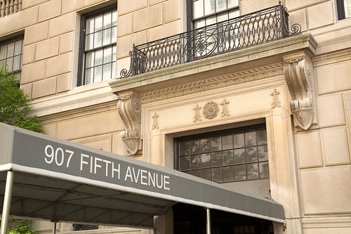 907 Fifth Ave Awning