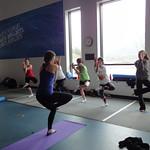 High Performance Program - Elli Teirwiel - yoga with athletes PHOTO CREDIT: Gregor Druzina