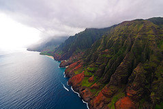 Na Pali Coast as the Morning Breaks on Kauai (John Petrick) Tags: ocean blue sea mountains colors clouds delete9 landscape delete5 delete2 hawaii coast boat day ship cloudy delete6 delete7 save3 delete8 delete3 save7 save8 delete delete4 save save2 cliffs save9 pacificocean save4 kauai save5 save10 save6 napali napalicoast napalicliffs d90 hawaiivacation kauaihawaii kauaicoast kauaivacation kauailandscape helicopterphotos napalihelicopter napalikauai tokina1116mm kauaihelicoptertour napalimountains savedbythehotboxuncensoredgroup kauaibyhelicopter aerialkauai napalicoastbyhelicopter kauaihelicopterdoorsoff maunaloahelicopter kauaihelicopterphotos napalibyair napaliboat kauaibyair kauairemotebeach napalicoastpictures