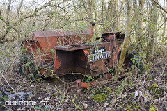Dumper Truck Cottage (Outpost 51) Tags: denbigh north wales mental asylum decay abandoned building architecture hospital demolition nhs health care illness cure disease display derelict deserted destroyed outdoor demolish abandonedplaces abandonedjunkies abandonedphotography abandonseekers abandonedbuildings abandonallhope ittuesday igurbex icurbex grimelords grimenation dereliction decaynation urbanexploration urbandecay urbexsupreme urbexrebels photography england dunlop rubber factory industry mechanical job work life industrial truck lorry car sport van vehicle engine rust hotel holiday vacation church cathedral worship home house station stop cottage