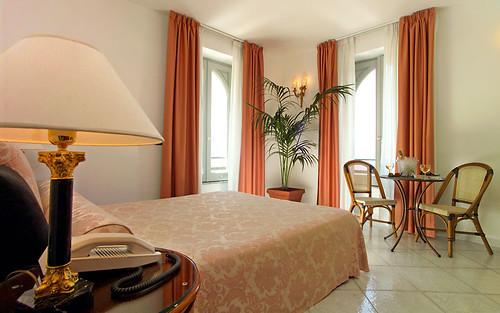 Hotel Capri, Island of Capri, Italy, Bedroom