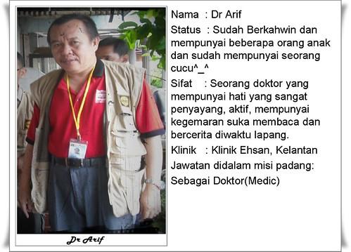 Dr ariff